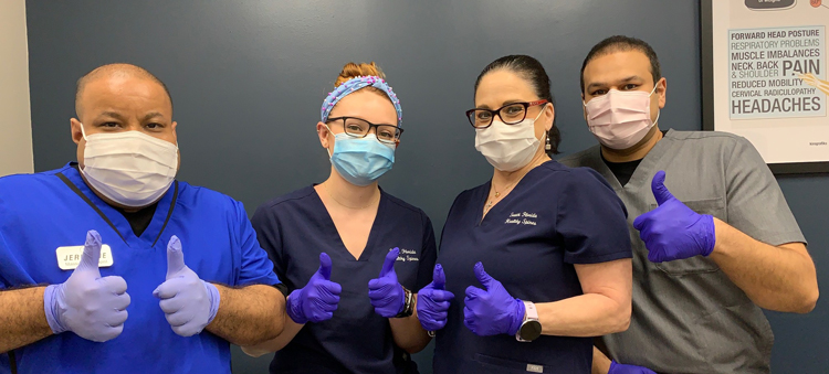 Chiropractic Coral Springs FL Team at Maan Chiropractic