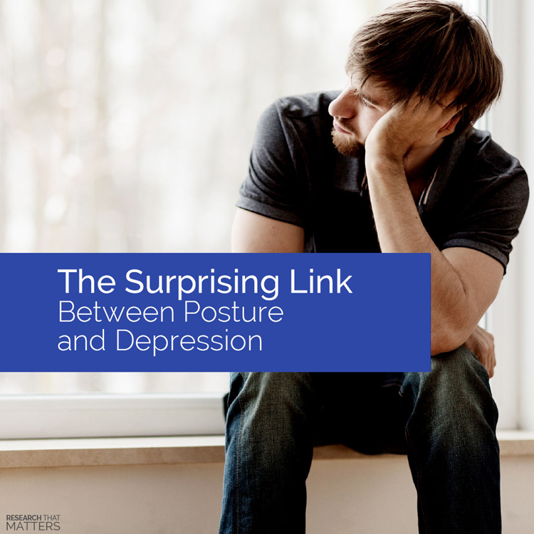 Link Between Posture and Depression in Coral Springs FL