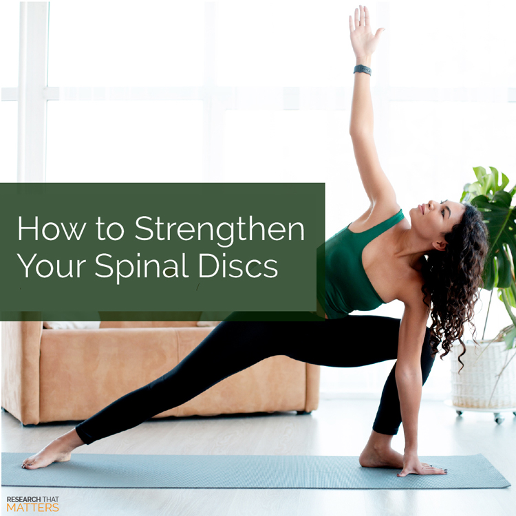 Chiropractic Coral Springs FL Strengthen Your Spinal Discs