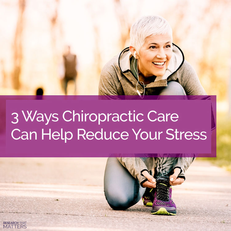Chiropractic Coral Springs FL Stress