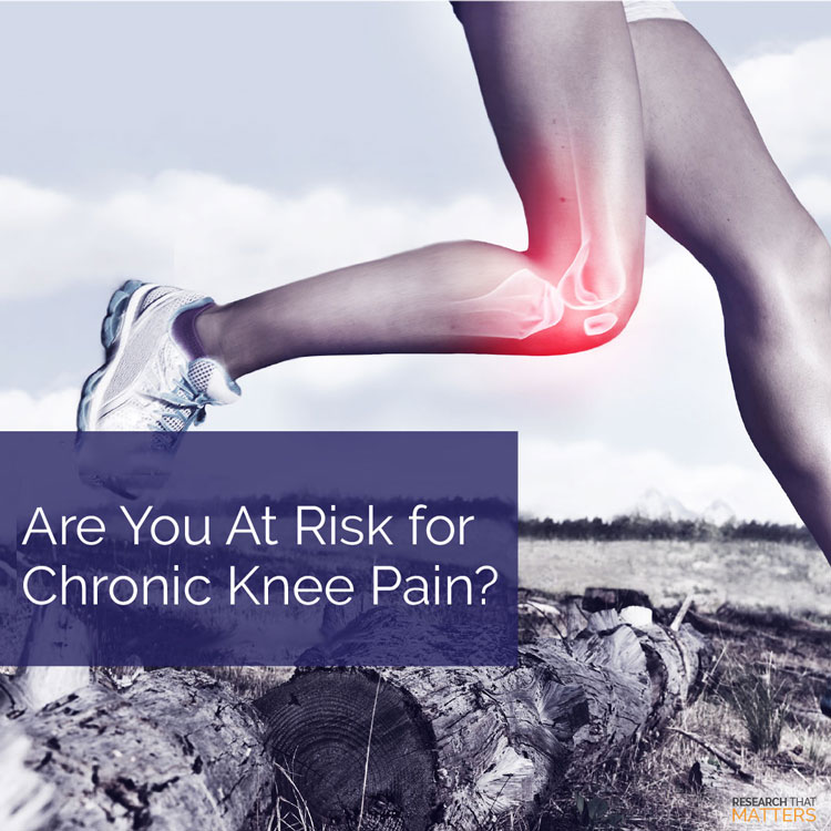 Chiropractic Coral Springs FL Chronic Knee Pain
